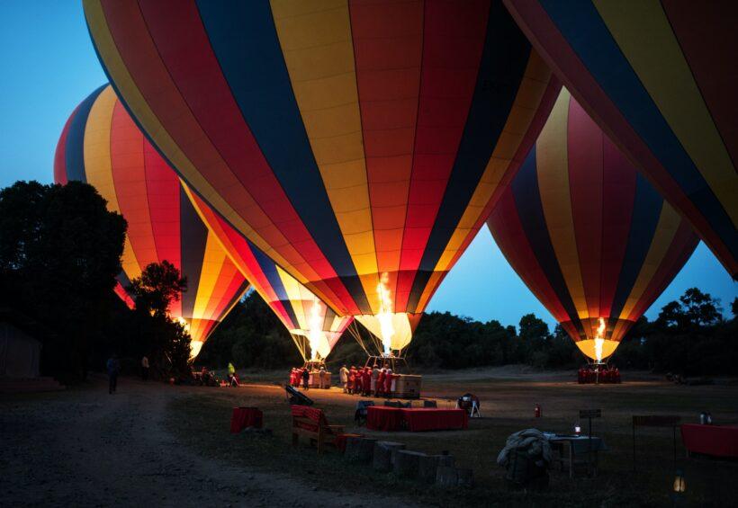 Kenya – balloon
