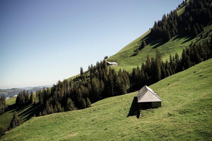 Switzerland-Mountain