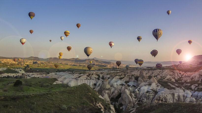 Turkey – Hot Air Balloon